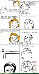 Derp Meme Comic - rage comics shared by miss lena on we heart it