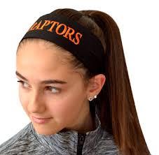 dri sweat headband personalized embroidered dri fit tie back headbands