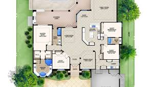 house plans mediterranean style homes mediterranean style house plans luxamcc org