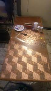 Epoxy Table Top Ideas by 40 Best Coins Images On Pinterest Home Diy And Pennies