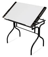 Blick Drafting Table Studio Designs Folding Craft Station Blick Art Materials
