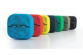 Rugged Wireless Speaker Sol Republic Punk Ultra Rugged Bluetooth Wireless Speaker Rocks Hard