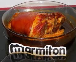 comment cuisiner un jarret de porc jarret de porc braisé à la bière brune recette de jarret de porc