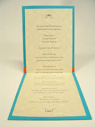 wedding program paper stock 30 creative wedding program design ideas wedding programs