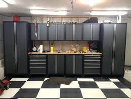 6 foot tall cabinet the workforce 6 ft tall plastic garage storage cabinet