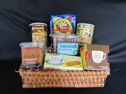 trader joe s gift baskets gift baskets featuring trader joe s products inside brookside