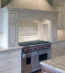 granite tile backsplash modern cabinets handles countertop ideas