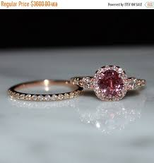 padparadscha sapphire engagement ring sapphire ring pink sapphire ring padparadscha sapphire wedding