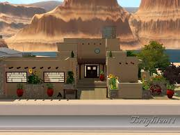 mod the sims su casa southwest