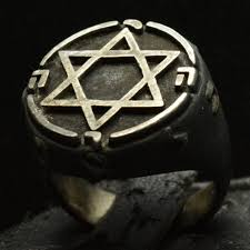 star rings silver images Solomon ring of power 925 sterling silver star of david jpg