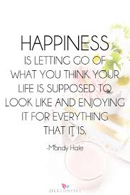 happiness is about cultivating a life full of beautiful moments