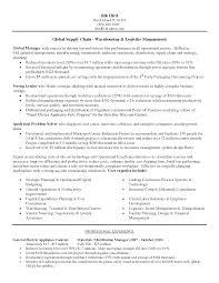 Resume For Warehouse Packer Stock Handler Cover Letter