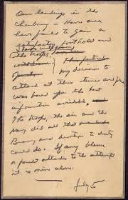 eisenhower wrote a letter accepting blame for d day u0027s failure