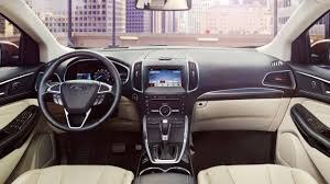 Ford Edge Interior Pictures Used 2016 Ford Edge Suv Pricing For Sale Edmunds