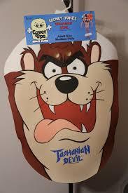 looney tunes taz tasmanian devil costume ebay