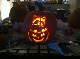 Disney Pumpkin Carving Patterns Mickey Mouse by Pumpkin Carving Raccoon In A Pumpkin Little Bit Of Everything