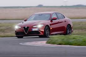 driven 2017 alfa romeo giulia quadrifoglio track test autoevolution