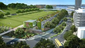 The Royal Botanic Gardens Royal Botanic Gardens And Domain Revitalisation Cox