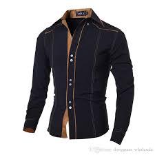 mens blue striped dress shirt online mens white blue striped