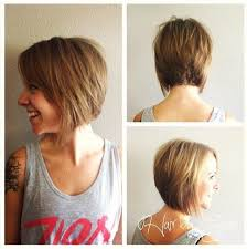 medium hairstyles front and back view 2017