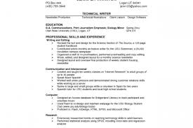 Sample Resume Skills Section by Personal Section Of Resume Reentrycorps