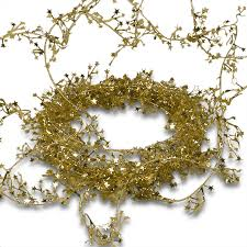 tinsel garland metallic garlands that sparkle