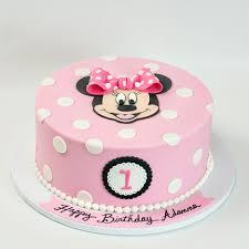 minnie mouse birthday cake kids birthday blue lace cakes