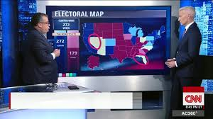 Projected 2016 Presidential Electoral College Map Autos Post by Road To 270 Cnn U0027s General Election Map Cnnpolitics