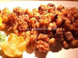 cuisiner le poulpe recettes poulpe frit pulpito frito l eau à la bouche