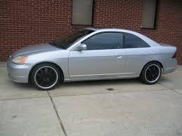 2003 honda civic ex parts purchase used 2003 honda civic ex coupe 2 doors silver