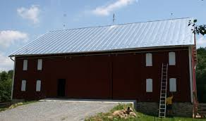 pictures of finished standing seam metal roofs no job is too big