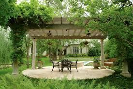 houzz landscape designs backyard fence ideas