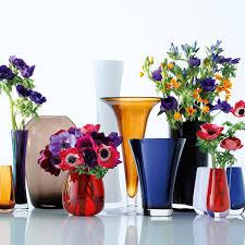 Colored Bud Vases Amazon Com Lsa International Flower Color Bud Vase H5 5