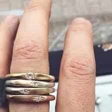 wedding ring names bespoke service peculiar vintage jewellery