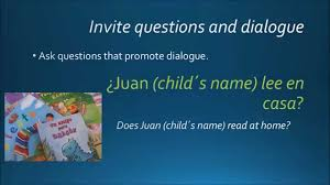 Spanish For Home Spanish For Teachers Encourage Communication With Parents Youtube