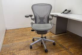 Second Hand Office Furniture Buyers Brisbane Aeron Office Chair Used More Photos Of Used Herman Miller Aeron