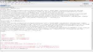 error unresolved symbols remain code composer forum code
