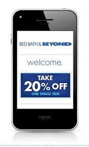 bed bath beyond black friday sale bed bath and beyond mobile coupon get 20 off coupons bath and