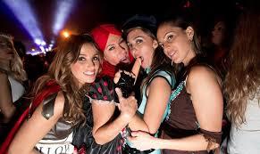 Halloween Costumes Nightclubs Trick Beats 2014 America U0027s Largest Halloween Costume Party