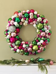 Decorative Wreaths For Home by 60 Diy Christmas Wreaths How To Make A Holiday Wreath Craft
