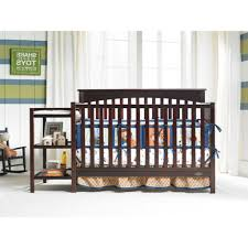 crib with attached changing table shelby knox