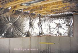 basement wrap homely ideas basement wall insulation blanket concrete wrap