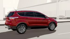 ford escape 2017 black 2017 ford escape suv 5 star crash safety rating ford com