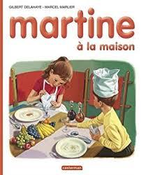 martine fait la cuisine martine fait la cuisine michel tremblay 9782203101241 amazon