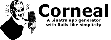github thebrianemory corneal a ruby gem that is a sinatra app