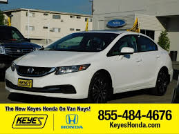 white honda civic in los angeles ca for sale used cars on