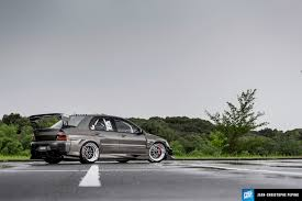 mitsubishi lancer stance pasmag performance auto and sound evolution of equivalence