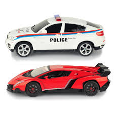 police lamborghini veneno braha 1 24 remote control full function sports cars lamborghini