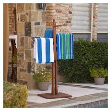 Free Standing Towel Stands For Bathrooms Bathroom Standing Towel Rack Examples For Better Bathroom