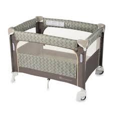 Porta Crib Mattress Size Buy Portable Crib Bedding From Bed Bath Beyond